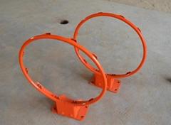 spring basketball ring