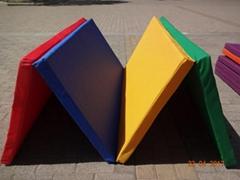 4 folding gym mat