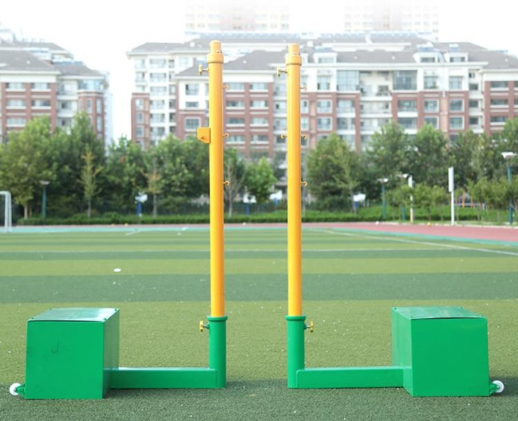movable volleyball post 1