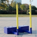 movable volleyball post 2