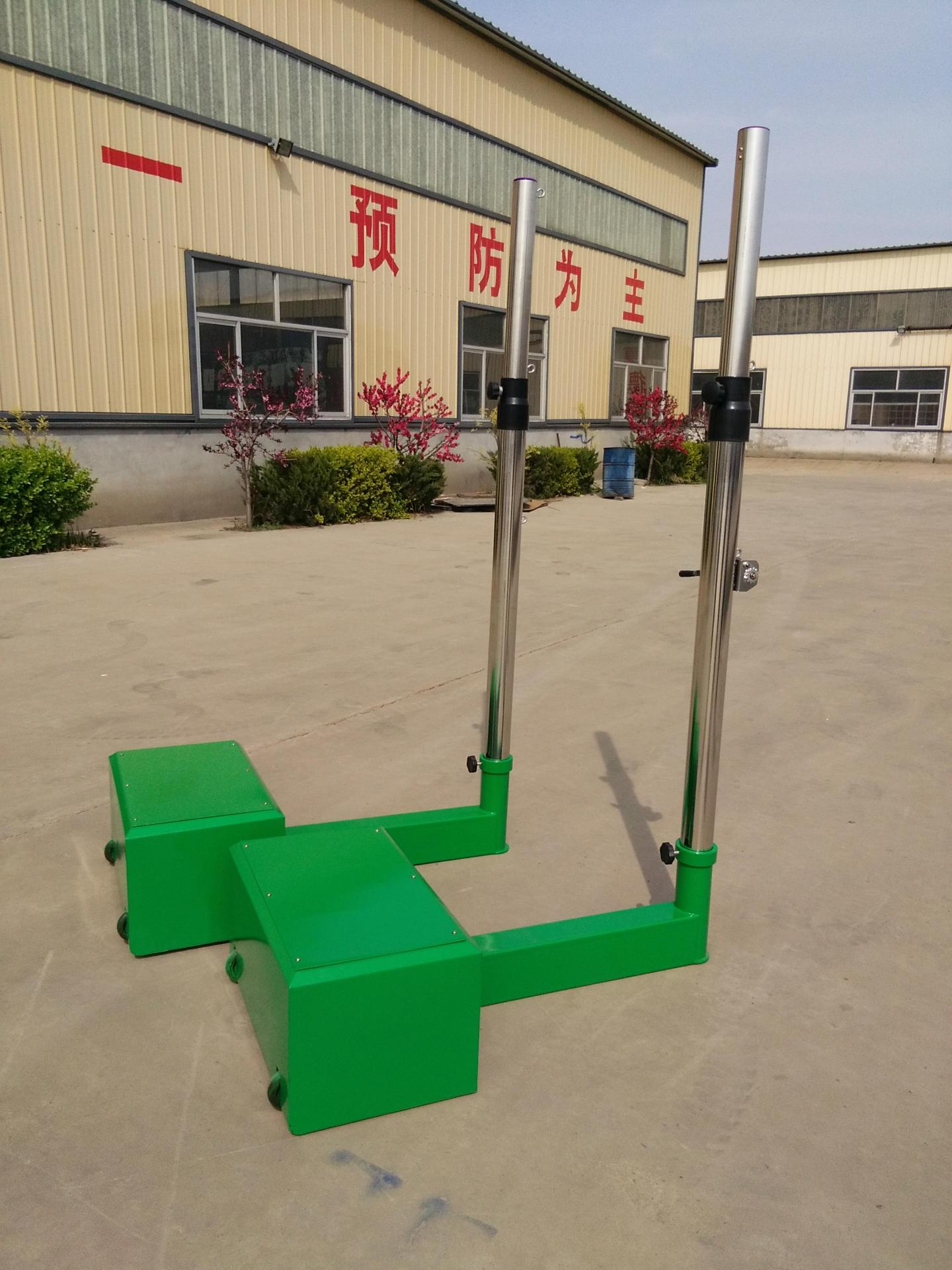 movable volleyball post 4