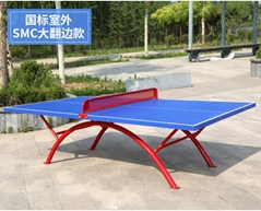 outdoor table tennis table