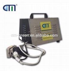 Portable Condenser heat exchanger tube cleaner
