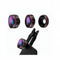Use popular interesting fisheye wide angle macro camera lens for iphone