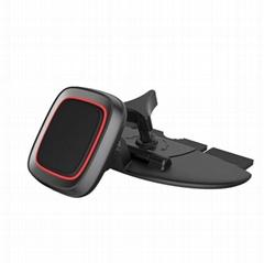 Best Seller Magnet Universal Phone Mount Handy Car CD Mount Holder