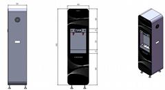 新型飲水機智能直飲水機商用直飲水機