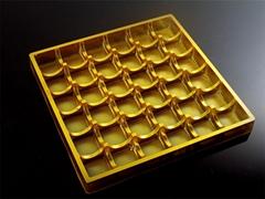 义乌厂家直销36格巧克力吸塑内托