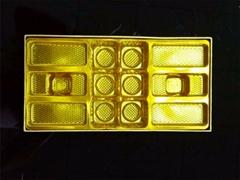 义乌厂家直销金色巧克力组合吸塑包装