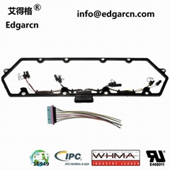 edgar wire harnesses ltd custom