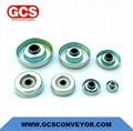 conveyor roller press bearing