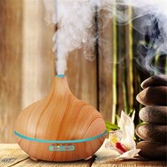 300ml Unique Machine Essential Oil Aroma Diffuser Humidifier