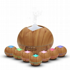 400ml Nebulizing Essential Oil Diffuser Humidifier