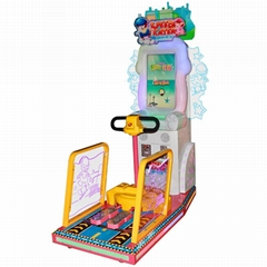 Jiaxin Hot Sale Coin Operated Mini Arcade Sports Game Machine For Kids