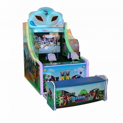 Jiaxin High Income Coin Operated Water Shooting Arcade Game Machine