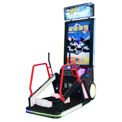 Wholesale Indoor Coin Operated Skiing Sports Games Machine For Amusement Park