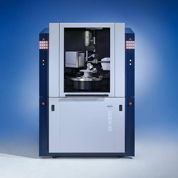 布鲁克d8达芬奇x射线衍射仪