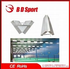 BDSport LED stadium flood light V type 120W  60W badminton court lighting