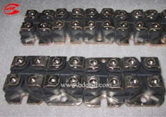 300KW carbon steel pipe induction welding machine HF welder