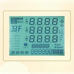 FSTN LCD液晶显示段码屏面板