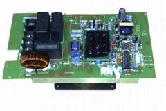 小型電磁加熱器15KW電磁感應加熱器