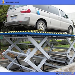 Lower Price Used Two Post Car Lift and Automotive Elevator for Sale