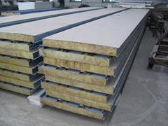 Rock Woolen Sandwich Panel