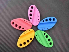 Silicone Tattoo Pigment Ink Cup Caps Holder Stand Rack