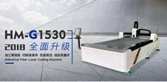 汉马激光G1530-1000w光纤激光切割机