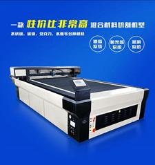 汉马激光1325混合激光切割机