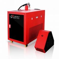 金屬材料合適焊接1000W手持光纖焊接機