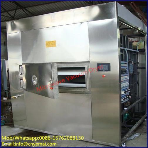 Low Temperature Microwave Vacuum Dryer 3