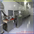Tunnel Microwave Spices Drying Sterilization Machine Spices Dryer