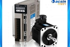 厂家直销员交流伺服2.5KW10~15NM电机+驱动器整套