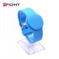RFID silicone watch wristband 3