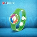 RFID pvc wristband 2