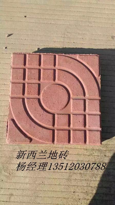 供應寧夏銀川免燒磚機/JH-QT5-20A型彩磚機 5