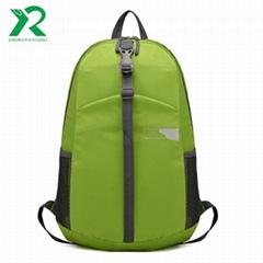Ripstop Wholesale durable custom waterproof folding travel backpack
