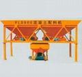 PLD800混凝土配料机 3