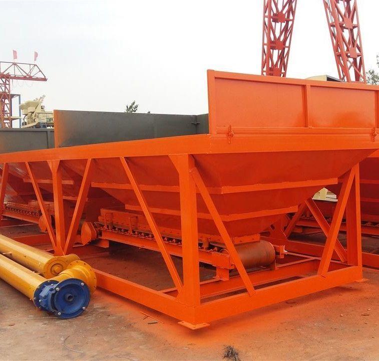 PLD1200混凝土配料机 1