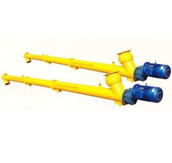 混凝土搅拌站螺旋输送泵 3