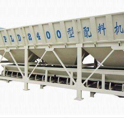 PLD2400混凝土配料机 1