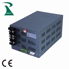 High Stability Continuous Adjustable Voltage Q Switch Laser