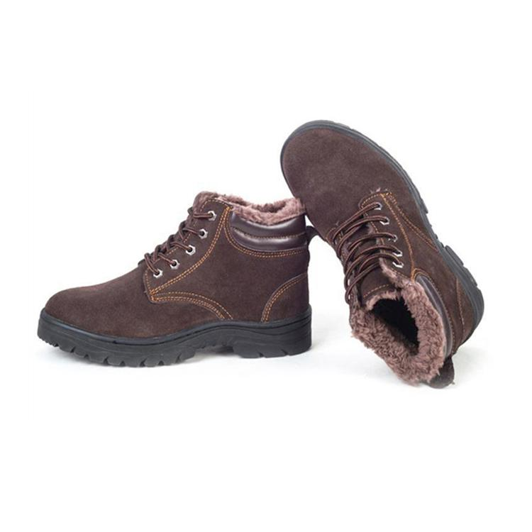Anti-Punture Industrial Safety Shoes Winter Safety Shoes 5