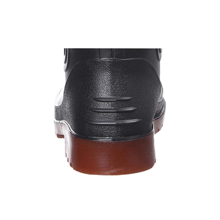 Rain Boot Work Boots With Steel Toes 3