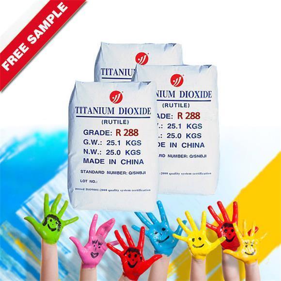 Professional Rutile TiO2 R288 for plastics masterbatch 2