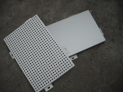 穿孔鋁單板廠家直銷 4