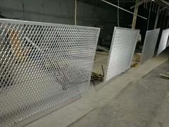 氟碳拉网铝单板