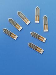 Heating non-burning zirconia ceramic heating sheet