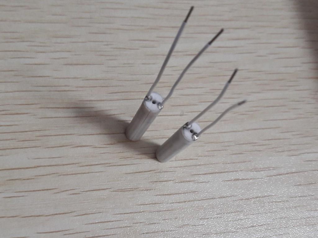 中医电火针陶瓷加热器发热管 5