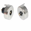 厂家生产 智能穿戴磁性数据线 吸附式 磁吸连接器 圆形磁吸充电 2
